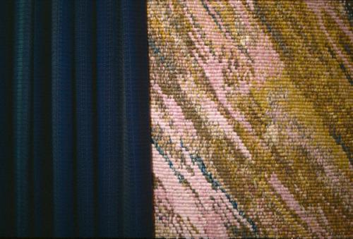 Lieu-de-passage_detail drapé et tisage